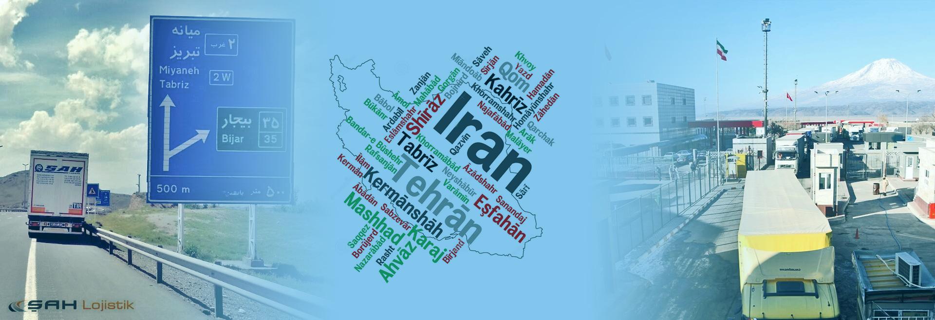 İran nakliye