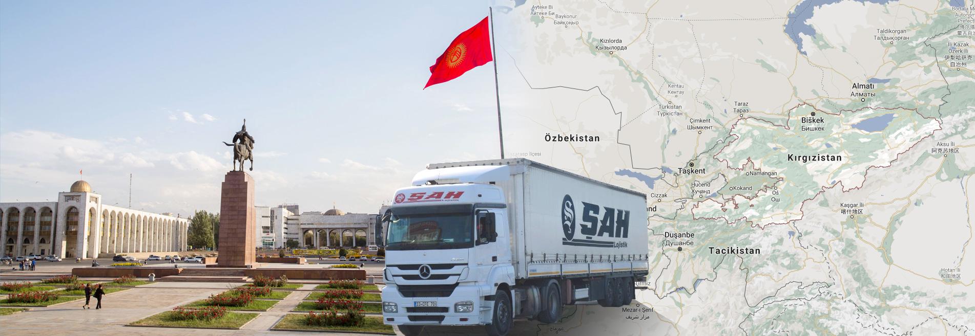 Kırgızistan Nakliye