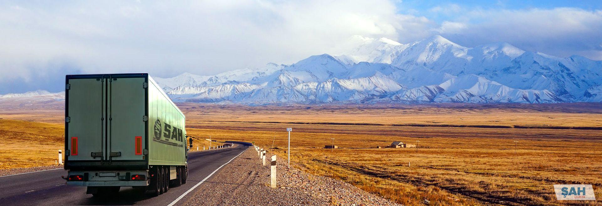 Kırgızistan NAKLİYAT