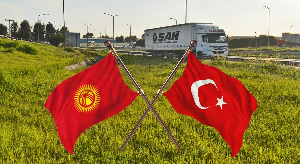 Türkiye Kırgızistan Nakliye